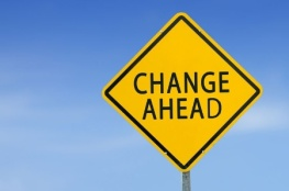 Change Ahead photo